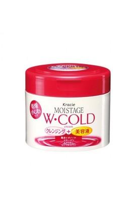 Azjatyckie kosmetyki Kracie Moistage W Cold Cream (Wrinkle Care)