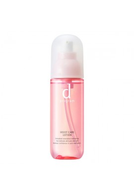 Shiseido d program Moist Care Lotion MB