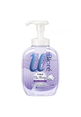 Kao Biore U The Body Foam Deep Clear Refreshing Herbal Fresh Fragrance