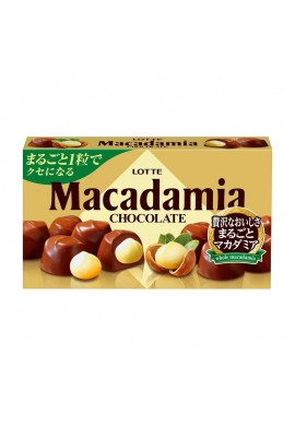 Lotte Macadamia Chocolate