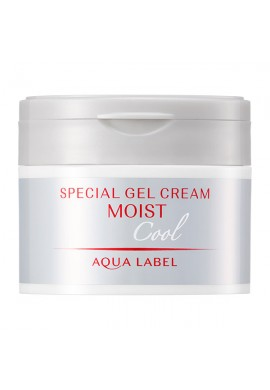 Shiseido Aqualabel Special Gel Cream Moist Cool Limited