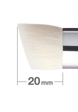 Azjatyckie akcesoria Hakuhodo G5552 Powder & Liquid Foundation Brush