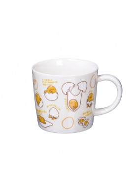 SANRIO Little Gudetama Porcelain Cup