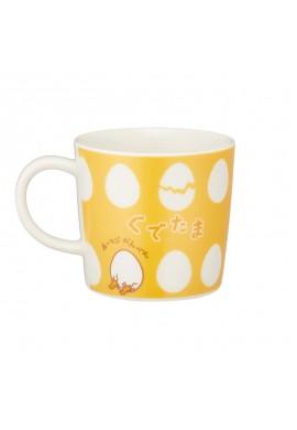 SANRIO Big Gudetama Porcelain Cup