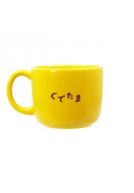 SANRIO Gudetama Porcelain Yellow Cup