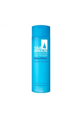 Shiseido SEA BREEZE Deo & Water Deodorant