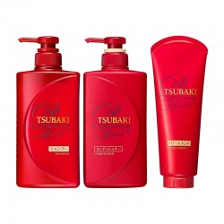 Shiseido Tsubaki Premium Moist Set