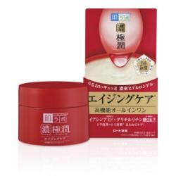 Azjatyckie kosmetyki Hada Labo Gokujyun 3D Restoration Anti-Aging Care Gel