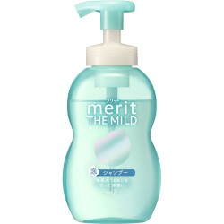 Kao Merit The Mild Foam Shampoo