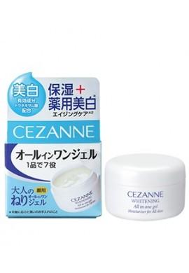 Azjatyckie kosmetyki CEZANNE Whitening Otona no NERI Gel (Medicated)
