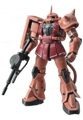 Bandai Gundam RG 1/144 MS-06S Zaku II (Char Aznable Custom)