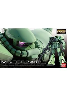 Bandai Gundam RG 1/144 MS-06F Zaku