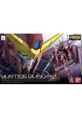 Bandai Gundam RG 1/144 ZGMF-X09A Justice Gundam