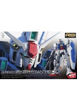 "Bandai Gundam RG 1/144 RX-78GP01 Gundam ""Zephyranthes"""