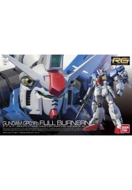 "Bandai Gundam RG 1/144 RX-78GP01-FB Gundam ""Zephyranthes"" Full Burnern"