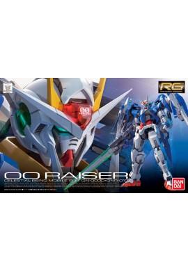 Bandai Gundam RG 1/144 GN-0000+GNR-010 00 Raiser