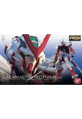 Bandai Gundam RG 1/144 MBF-P02 Gundam Astray Red Frame