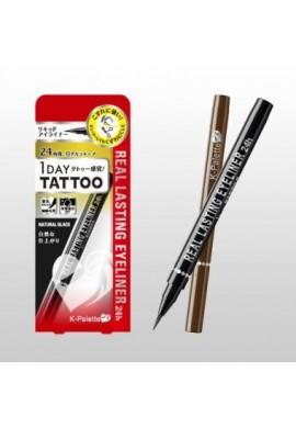 Azjatyckie kosmetyki K-Palette 1 day Tattoo Real Lasting Eyeliner 24h