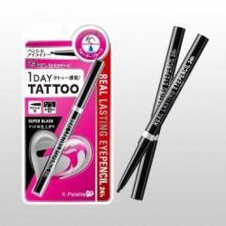 Azjatyckie kosmetyki K-Palette 1 day Tattoo Real Lasting Eyepencil 24h