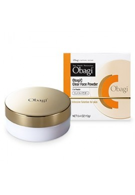 Azjatyckie kosmetyki Rohto Obagi C Clear Face Powder