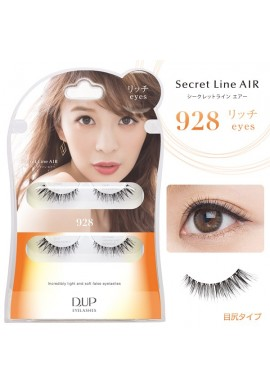 D.U.P Eyelashes Secret Line AIR