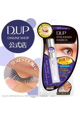 D.U.P Eyelashes Fixer EX 552 Clear Type