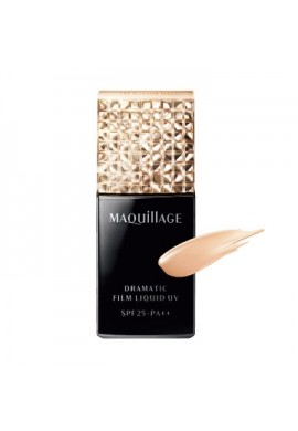 Azjatyckie kosmetyki Shiseido MAQUillAGE Dramatic Film Liquid UV SPF25 PA++