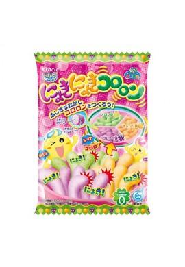 Japońskie słodycze Kracie Popin Cookin DIY Nyoki Nyoki Kororon Grape Kit