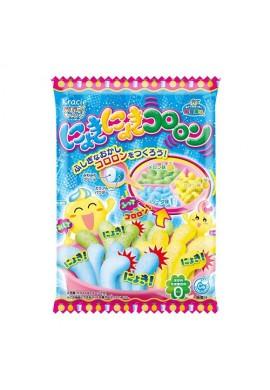Japońskie słodycze Kracie Popin Cookin DIY Nyoki Nyoki Kororon Soda Kit