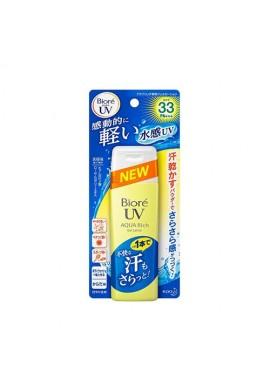 Azjatyckie kosmetyki Biore UV Aqua Rich Gel Lotion SPF33 PA+++