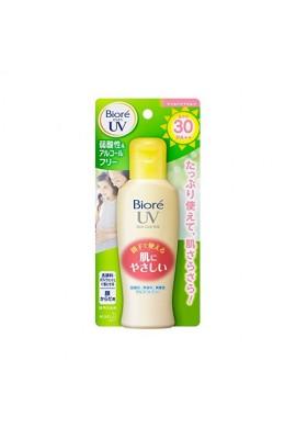 Azjatyckie kosmetyki Biore UV Mild Care Milk SPF30 PA++