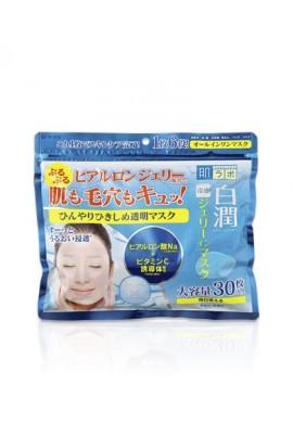 Azjatyckie kosmetyki Rohto Hada Labo Shirojyun Jelly Mask