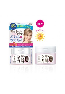 Azjatyckie kosmetyki Kose COSMEPORT Kokutousei Morning All in One Gel SPF50+ PA++++