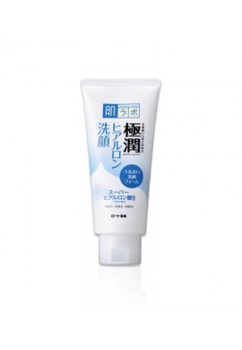 Azjatyckie kosmetyki Hada Labo Gokujyun Hyaluronic Foam Face Wash
