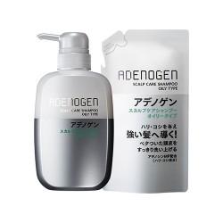 Shiseido Adenogen Scalp Care Shampoo Oily Type