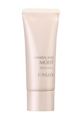 Azjatyckie kosmetyki Kose FASIO Mineral Base Moist SPF25/PA++