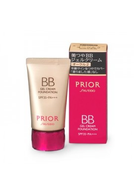 Shiseido PRIOR BB Gel Cream Foundation SPF35 PA+++