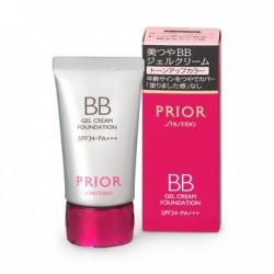 Azjatyckie kosmetyki Shiseido PRIOR BB Gel Cream Foundation SPF34 PA+++