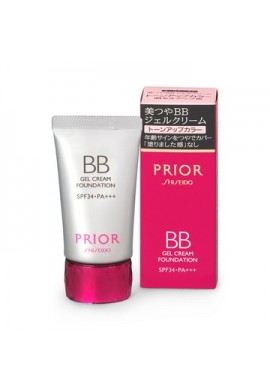 Shiseido PRIOR BB Gel Cream Foundation SPF34 PA+++