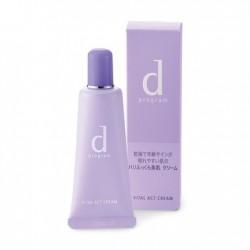 Shiseido d program Vital Act Cream