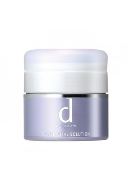Azjatyckie kosmetyki Shiseido d program Power Vital Solution