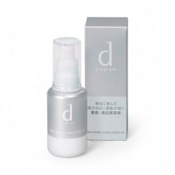 Azjatyckie kosmetyki Shiseido d program Whitening Clear Essence EX