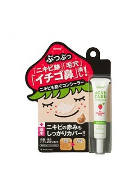 Azjatyckie kosmetyki Miccosmo Forme Acne Care Concealer For Strawberry Nose