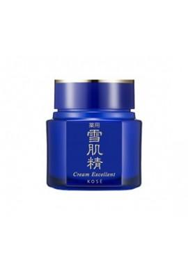 Azjatyckie kosmetyki KOSE Medicated Sekkisei Cream Excellent