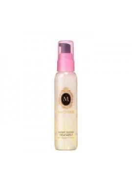 Azjatyckie kosmetyki Shiseido Ma Cherie Night Gloss Treatment