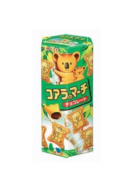 Azjatyckie słodycze Lotte Koala March