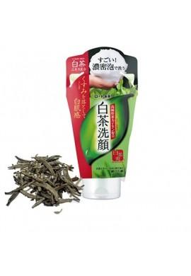 Azjatyckie kosmetyki Rohto Shirochasou Face Wash Foam White & Green Tea