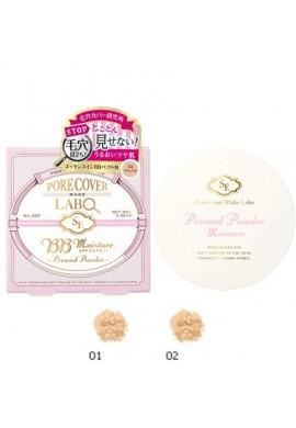 Azjatyckie kosmetyki P.N.Y. SE Pore Cover Make Labo BB Pressed Powder Moisture SPF23 PA++