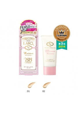 Isehan P.N.Y. SE Pore Cover Make Labo BB Cream Moisture SPF22 PA++