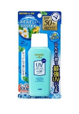 Azjatyckie kosmetyki OMI Menturm The Sun UV Gel Cool SPF50+ PA++++